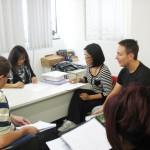 Projeto acadêmico de Direito orienta comunidade carente