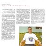 Movimento pela Paz e Não-Violência Londrina Pazeado recebe o Prêmio INTEGRA 2010