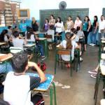 UEL lança projeto de extensão em escola da zona Sul