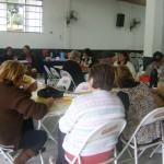 Comunidade se reúne para cuidar do coração