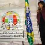 Movimento Londrina Pazeando debate mídia e violência