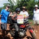 Bairros promovem campanha contra dengue