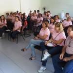 Outubro Rosa conta com apoio da Rede de Participação Política