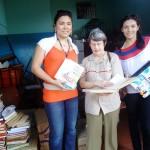 SESIoteca do Jardim Interlagos recebe doação de 500 livros