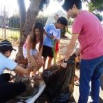 Conselho Infanto Juvenil faz mutirão de limpeza