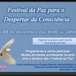 Festival da Paz para o Despertar da Consciência