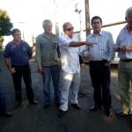 Parque das Indústrias Leves ganha recapeamento asfáltico