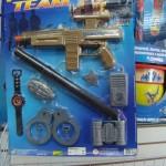 Estado de São Paulo proíbe armas de brinquedo