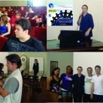 Primeira palestra do Centro de Ação Voluntária CAV Londrina