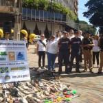 Homenagem às crianças de Realengo (RJ) em Londrina