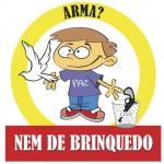 Arma nem de Brinquedo